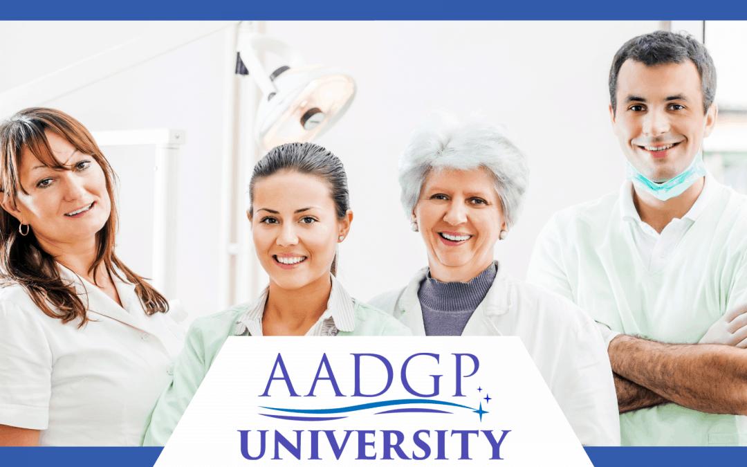 Announcing AADGP University